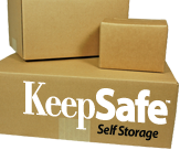KeepSafe Storage CMS
